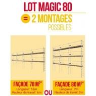 Lot DUARIB F3000 80m² Magic