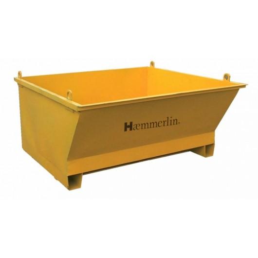 Bac à béton 500 litres HAEMMERLIN