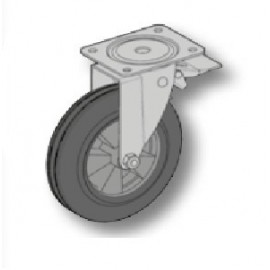 Roue à frein diamètre 200 mm
