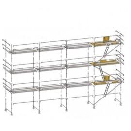 104m² COMABI R200 Lisses Planchers Acier