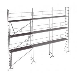 80 m² COMABI Primo M 49