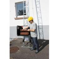 Castor Steel HAEMMERLIN 15m