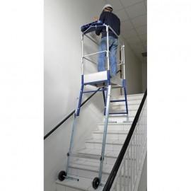 Kit escalier GAZELLE DUARIB Grande hauteur