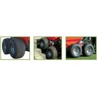 Kit Roues Larges pour mini Dumper ALTRAD BMD300