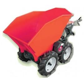 Benne grande capacité 220L pour mini Dumper ALTRAD BMD300