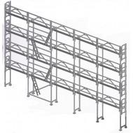 160m² COMABI R200 Planchers Alu/Bois