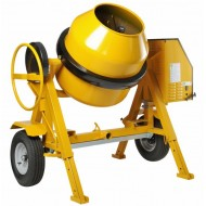 BETONNIERE TRACTABLE PERFORMANCE 350 litres - HAEMMERLIN - 315540001