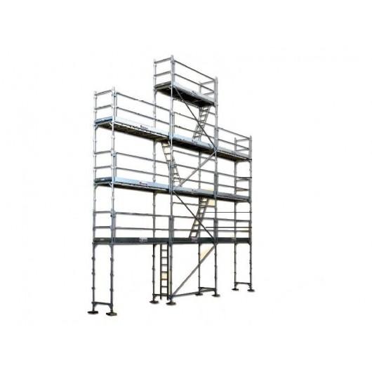 Echafaudage COMABI R200 Progress 88m² Pignon Acier