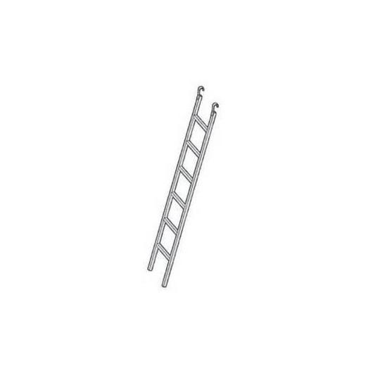 Echelle d'accès pour plancher Trappe ALTRAD