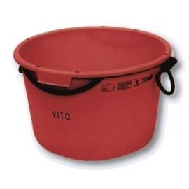 Bac à mortier 90 litres