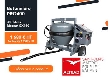 BETONNIERE PRO400 ALTRAD