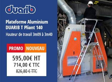 DUARIB T Pliant 140 - 3.09 À 3.40 M